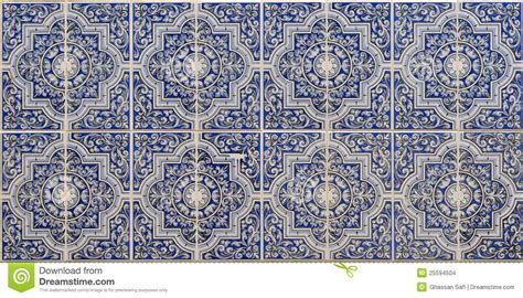 blue islamic pattern blue islamic patterns stock images image 25594504