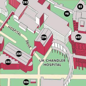 ky hospital map of kentucky interactive cus map
