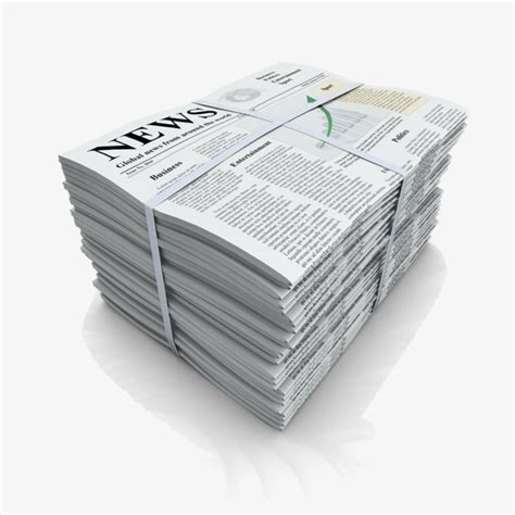 newspaper clipart stack of newspapers newspaper usa daily png image and