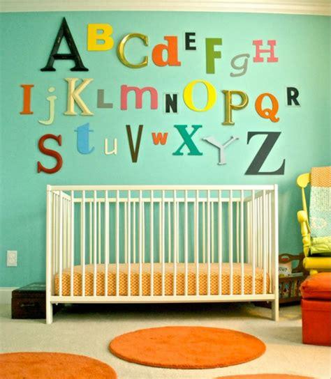 baby room kunst ideen babyzimmer komplett gestalten 25 kreative und bunte ideen