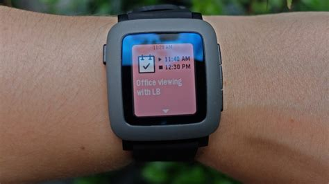 Pabble Time pebble time review