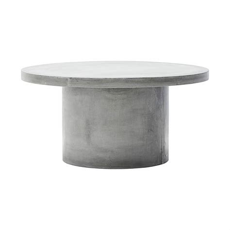 Gallery Coffee Table House Doctor Gallery Coffee Table Concrete Fiberclay Living And Co