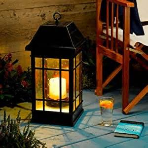 Solar Powered Patio Lighting Smart Solar 3900kr1 San Rafael Mission Style Solar Lantern Landscape Torch Lights