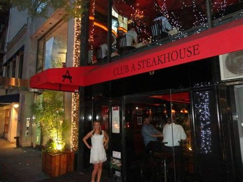 steak house nyc club a steakhouse is a must in nyc picture of club a steakhouse new york city tripadvisor