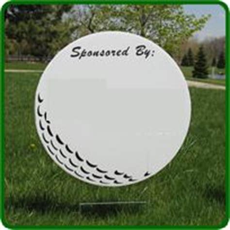 17 Best Images About Golf Fundraiser On Pinterest Spotlight Golf Ball And Signs Golf Sponsor Sign Template