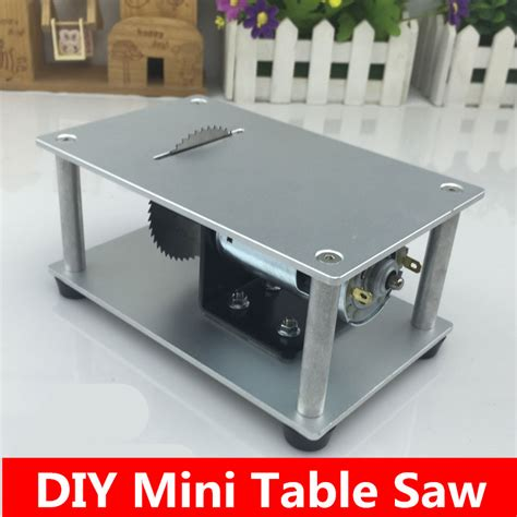 Gergaji Mesin Mini Aliexpress Buy Micro Table Saw Mini Saws Cutting