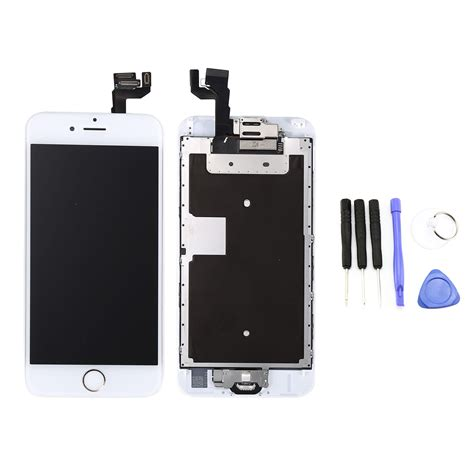 iphone   lcd touch screen digitizer home button