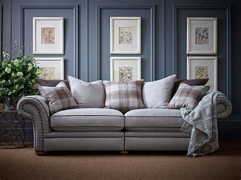 Lifestyle Sofa by Langar Midi Sofa And