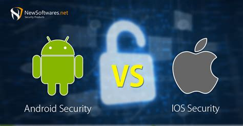 Android Versus Ios Security by Smartphone Security Android Vs Ios Technology