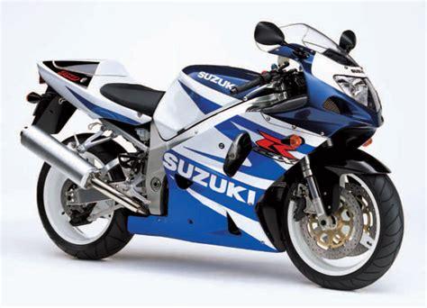 2001 Suzuki Gsx 750 2001 Suzuki Gsx R 750 Moto Zombdrive