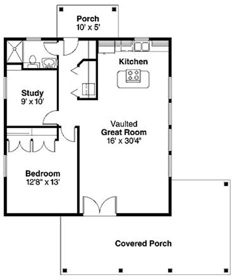 1 bedroom guest house floor plans guest cottage floor plan garage to guest house
