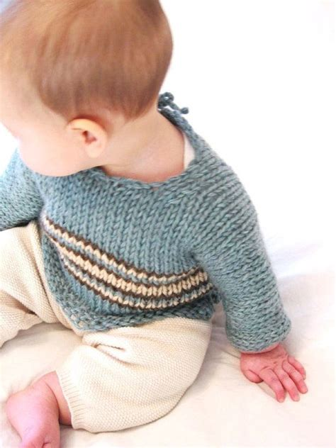 baby cardigan knitted in one baby sweater pattern chunky one knit infant