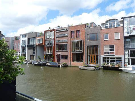 Contemporary Housing mvrdv amsterdam house on borneo sporenburg