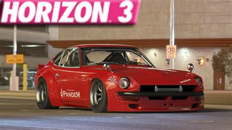 fairlady z generations forza horizon 3 235 mph nissan fairlady z 432 build
