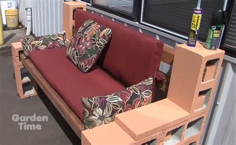 how to build a cinder block bench how to build a cinder block garden bench parr lumber