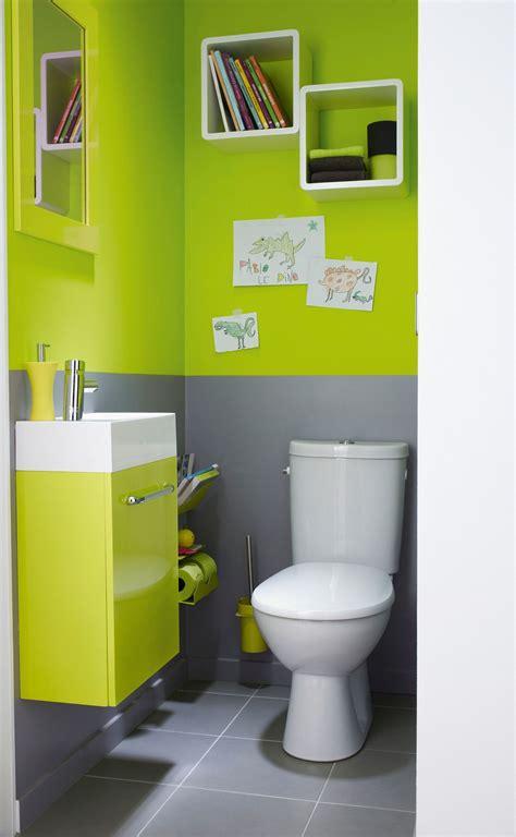 Idees Deco Wc by D 233 Co Toilettes Couleur