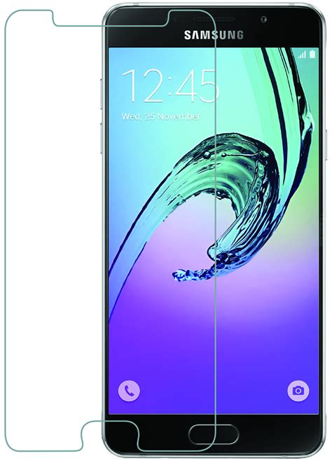 Hyper Glass Samsung Galaxy J510 Clear Tempered Glass Anti Gores Kaca azuri screen protector tempered glass for samsung j5 2016 azuri mobile