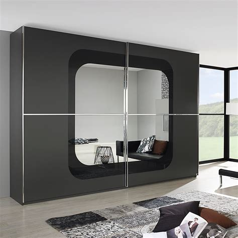 Armoir Design by Armoire Design Noir Cubike Lestendances Fr