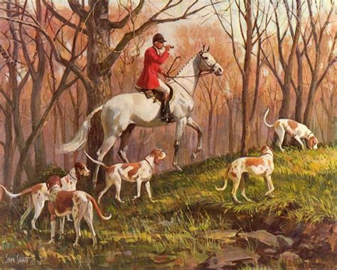 fox hunt by sam rulz 674 best paintings images on equine