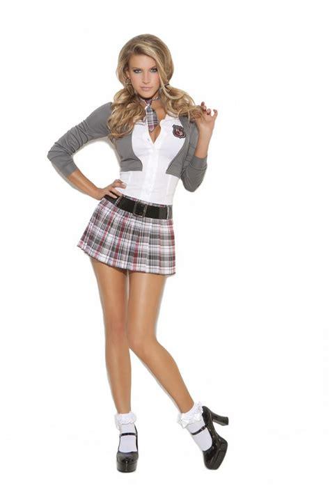 girl themes high school preppy halloween costumes queen of detention school girl