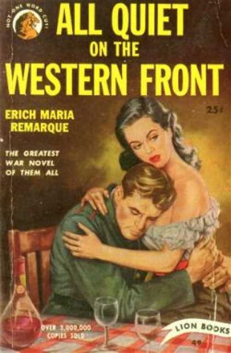 All On The Western Front Book Report by Book Covers 200 249