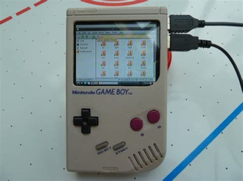 Gameboy Raspberry Pi Case Mod | 301 moved permanently