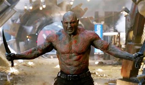 dave bautista showcases his draxmode physique for