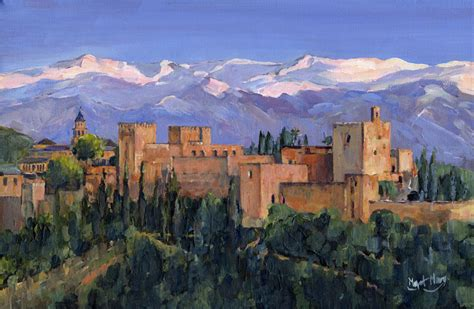 cuadros granada paintings of granada paintings and illustrations