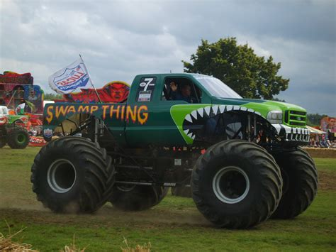 monster truck modified monster trucks