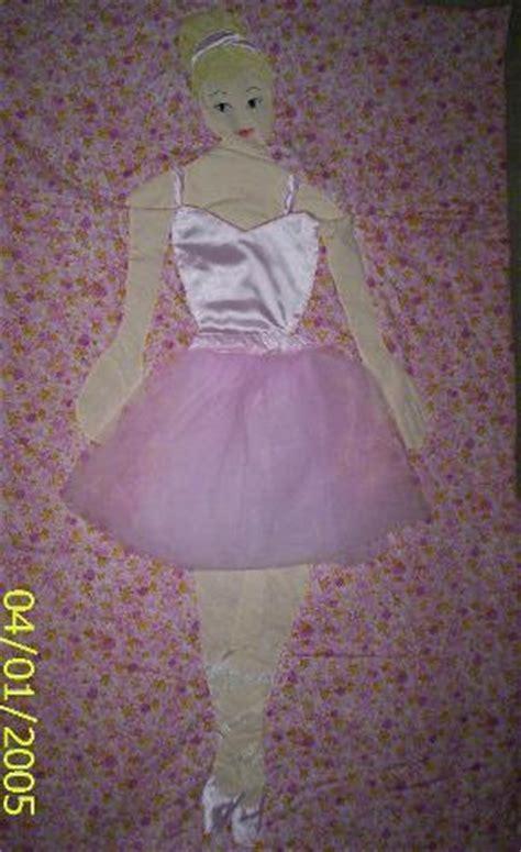 Sleping Bag Baby Balerina quilted 3d ballerina sleeping bags bedding