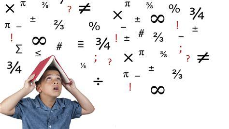 imagenes de matematicas para facebook discalculia el trastorno que explica el terror a las