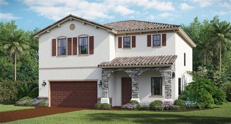 bonterra bonterra estates new home community hialeah