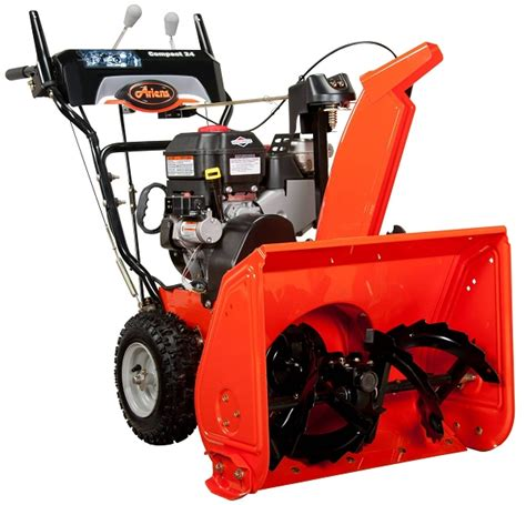 ariens 24in compact snow blower 920014