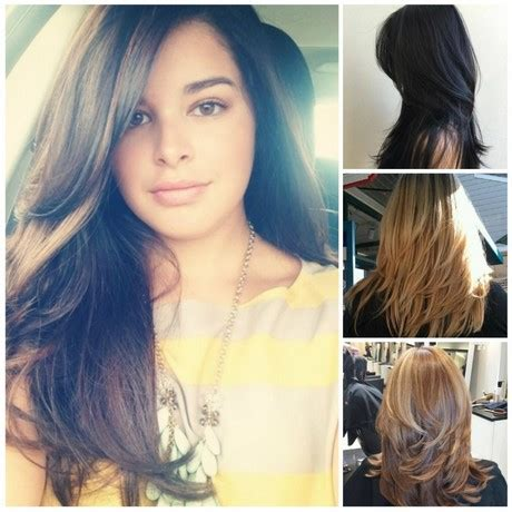 hairstyles for long hair in 2017 2017 long layered hairstyles