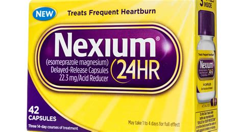 Is Nexium A Proton Inhibitor by Proton Inhibitors Linked To Kidney Damage
