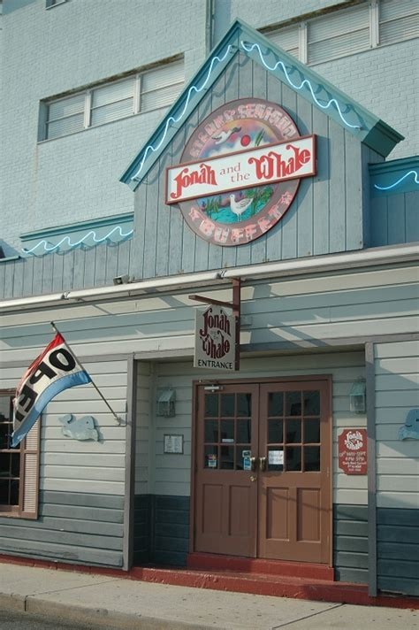 Jonah And The Whale Seafood Buffet Ocean City Maryland All You Can Eat Buffet In Maryland