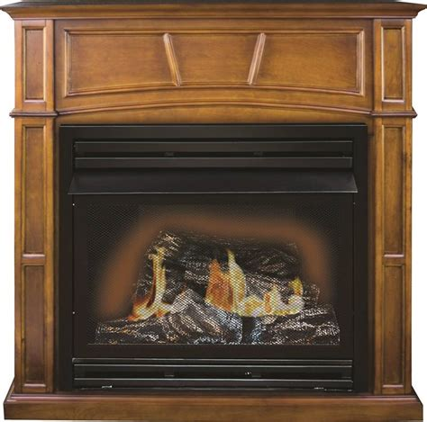 kozy world gfd3280r gas fireplace 32000 btu 1350 sq ft