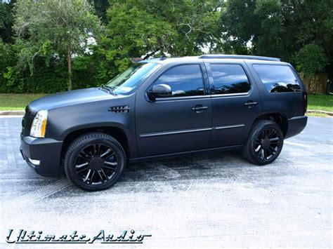 Flat Design cadillac escalade custom car gallery orlando fl