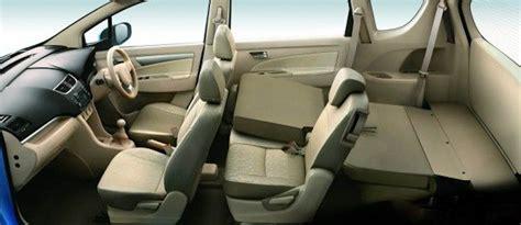 mpv car interior maruti suzuki ertiga mpv eyed by suzuki australia photos