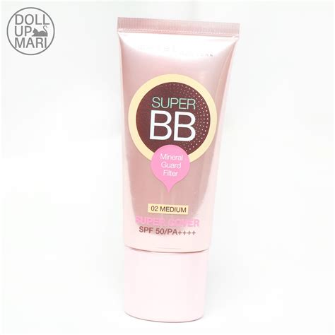 Maybelline Bb doll up mari top philippines maybelline bb 02 medium review