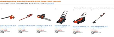 black and decker sales home black decker yard tools up to 50 electric