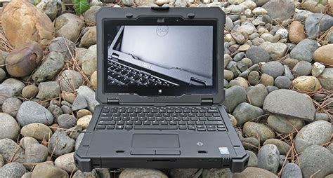 Rugged Dell by Dell Latitude 12 Rugged Tablet