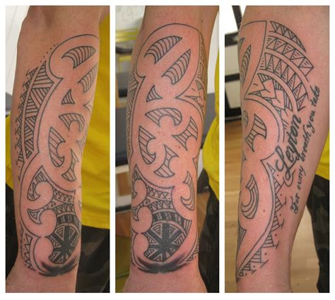 tr st tribal tattoos maori st