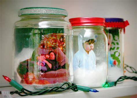 plastik fensterscheiben diy photo snow globes parenting