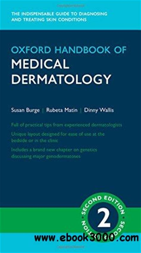 Oxford Handbook Of Medical Dermatology 2nd Edition Free
