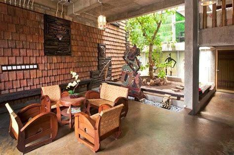 ciptakan nuansa rumah pedesaan  daerah kota arsitek indo kontraktor jasa desain rumah jogja