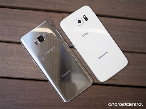 Samsung S6 Samsung Galaxy S8 Vs Galaxy S6 It S Time To Upgrade