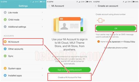 cara membuat xiaomi akun tutorial lengkap cara unlock bootloader xiaomi redmi 3