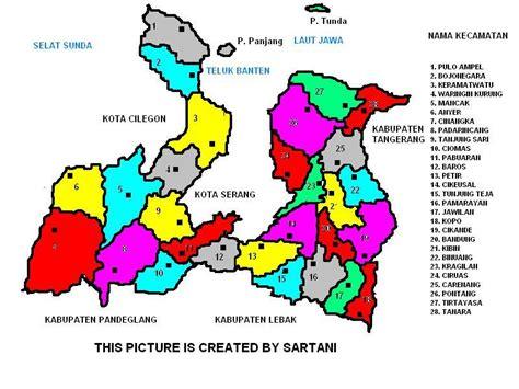 Peta Kota Serang Lipat lalab remjah kabupaten serang