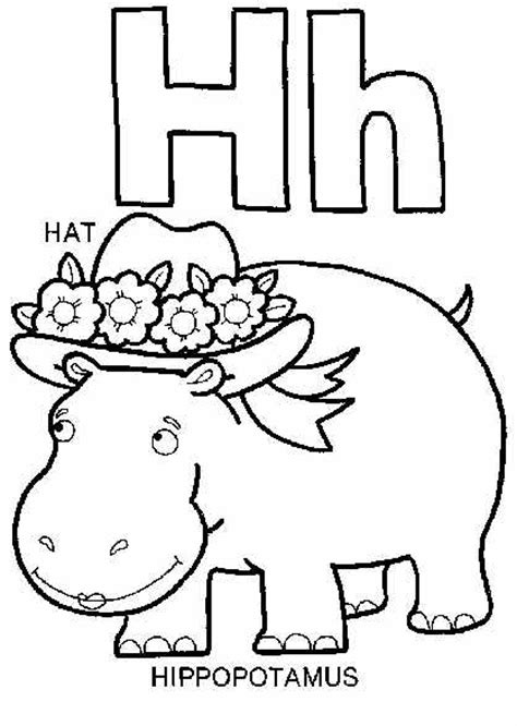 letter h coloring pages for toddlers letter h coloring pages getcoloringpages